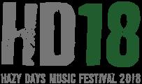Hazy Days Festival 2018